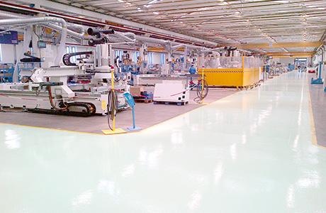 Tekno pav pavimenti industriali industrial floors